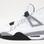 "Air Jordan 4 ""Cement"" Another Look"