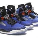 """Jordan Spizike """"Knicks"""" Blue Ribbon/Orange Flash Available"""