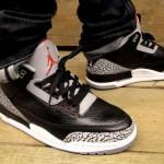 Air Jordan 3 Black/Cement New Images