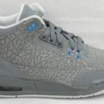 """Air Jordan 3 GS """"Grey Flip"""""""