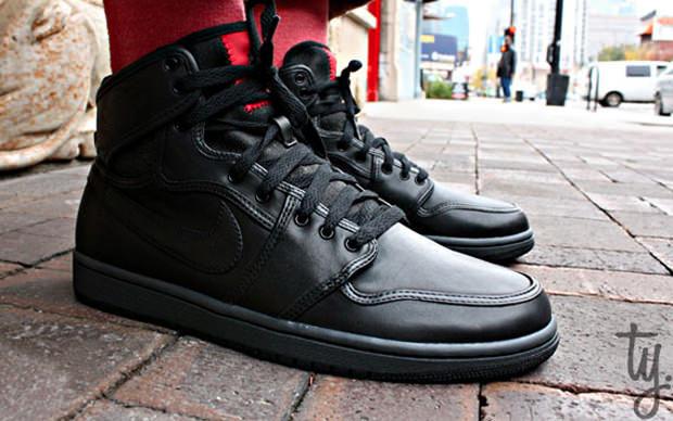Air Jordan 1 KO High Premium Black