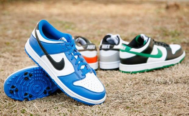 "Nike Dunk Low ""Golf Spike"""