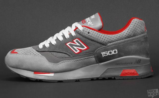 Nice Kicks x New Balance 1500