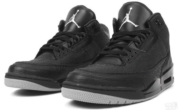 Release Reminder: Air Jordan 3 \