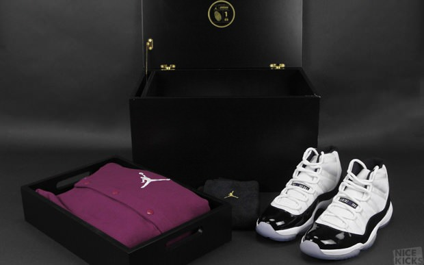 Limited Edition Jordan Holiday Pack