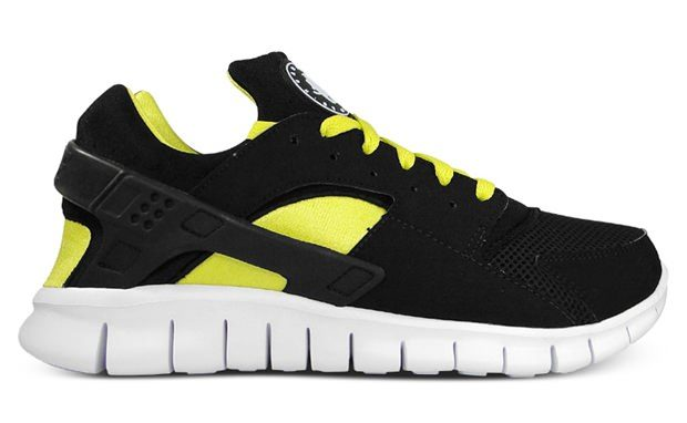 "Nike Huarache Free ""Bumblebee"""