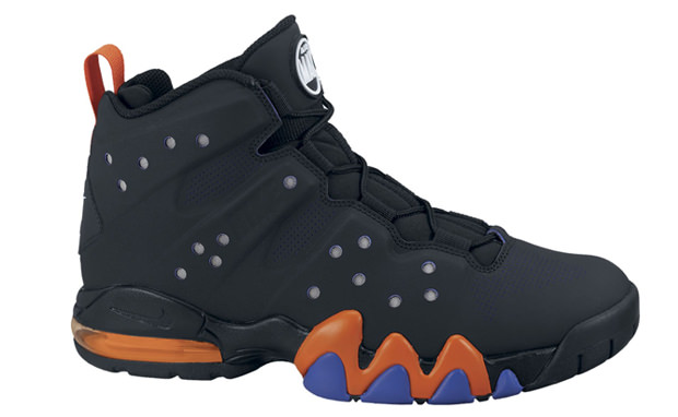 Nike Air Max Barkley Black/Safety Orange Available