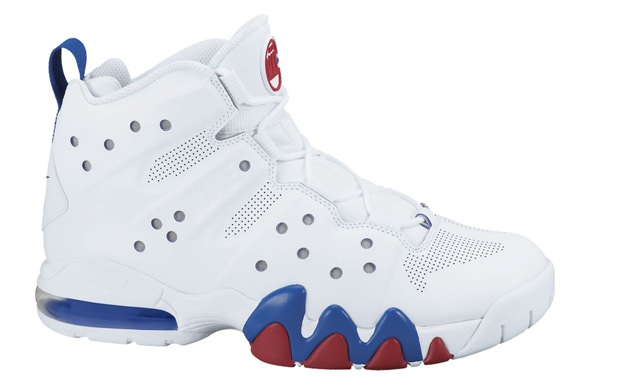 Nike Air Max Barkley White/Old Royal
