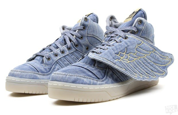 "adidas JS Wings ""Denim"""