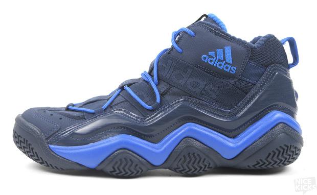 "adidas Top Ten 2000 ""Sole Blue"""