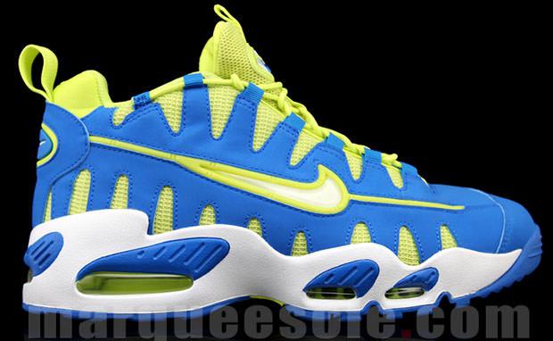 Nike Air Max NM Blue/Volt