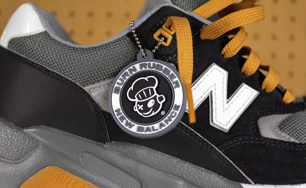 "Burn Rubber x New Balance MT580 ""Workforce"" Pack"