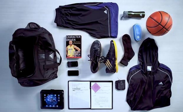 Derrick Fisher Shares His Travel Necessities