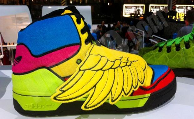 adidas JS Wings