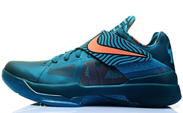 "Nike Zoom KD IV ""Year of the Dragon"""