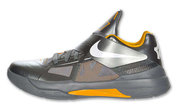 Nike Zoom KD IV Cool Grey Del Sol