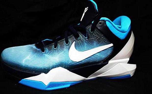 Nike Zoom Kobe VII Shark 1