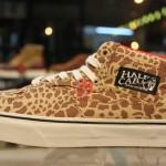 Supreme x Vans Half Cab ?Giraffe Pack'