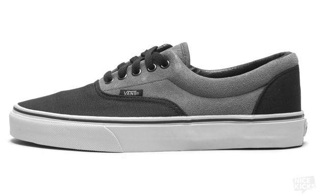 Vans Era Light Grey/Dark Shadow | Nice