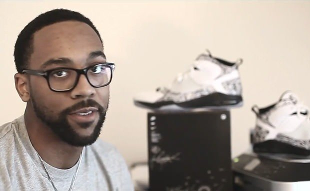 "Marcus Jordan Discusses Inspiration Behind ""Motivation"" Fly Wade"