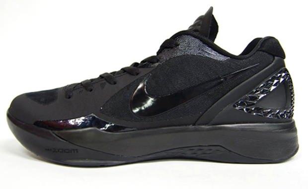 Nike Zoom Hyperdunk 2011 Low Black/Black