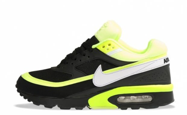Nike Air Classic BW Black/Volt