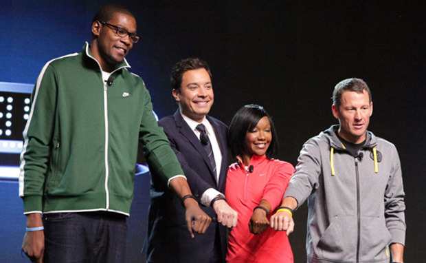 Nike+ FuelBand NYC Launch Event