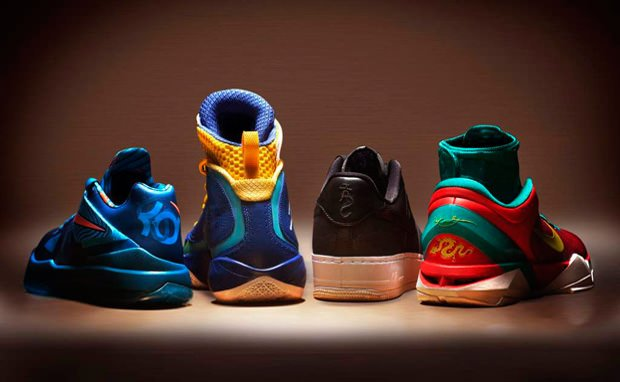 """Nike """"Year of the Dragon Pack"""""""