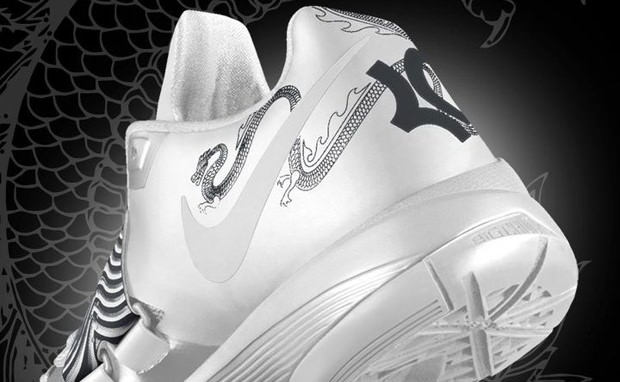 """Nike Zoom KD IV iD """"Year of the Dragon"""" Option"""