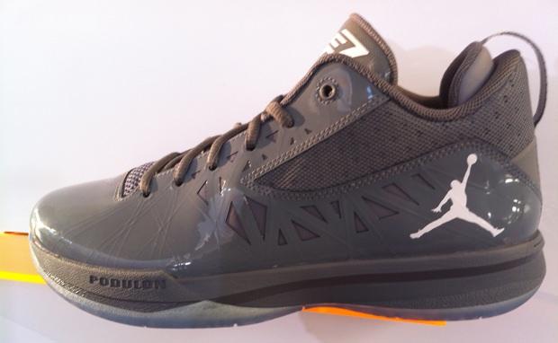 "Jordan CP3.V ""Cool Grey"""
