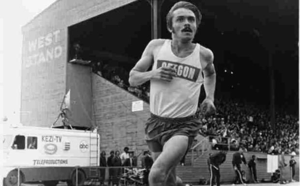 Honoring Steve Prefontaine: Nike's 2007 Vintage Running Campaign