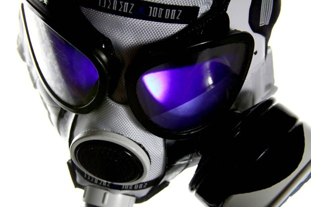 Air Jordan 11 Concord Gas Mask