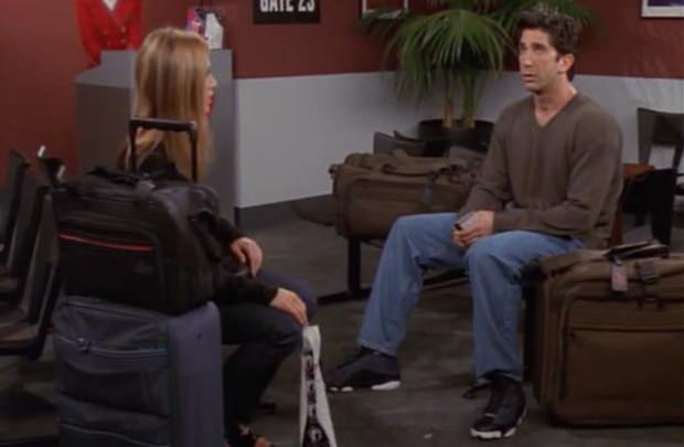 Friends - Season 3, Episode 5: The One with Frank Jr ...