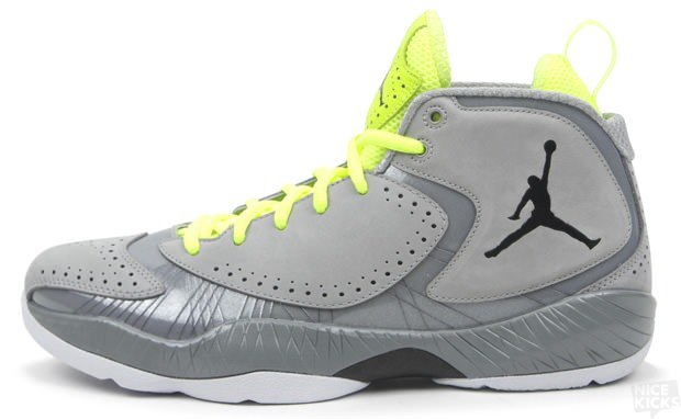 "Air Jordan 2012 ""Wolf Grey"""