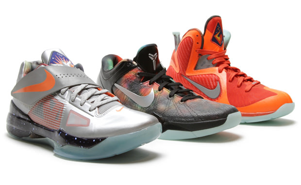 "Nike Basketball ""Galaxy"" Pack"