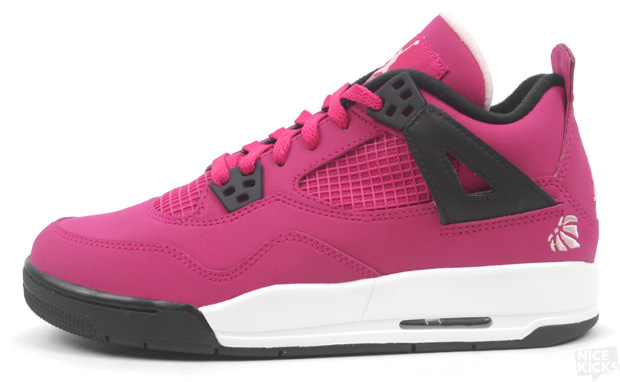"Air Jordan 4 GS ""Voltage Cherry"""