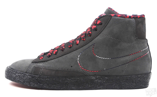 "Nike WMNS Blazer Mid Premium ""Black History Month"""
