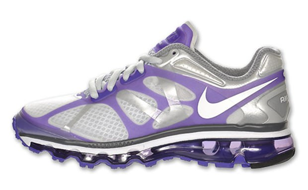 Nike Air Max 2012 Platinum Pure Purple