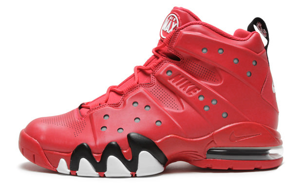 Nike Air Max Barkley Action Red