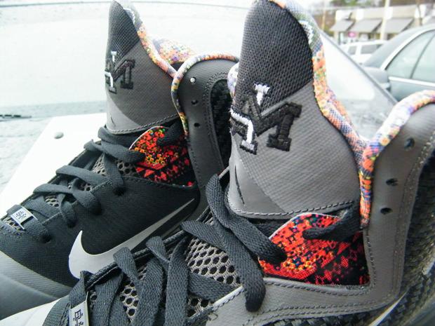 Nike LeBron 9 Black History Month