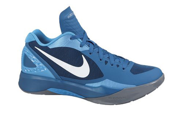 Nike Zoom Hyperdunk 2011 Low Green Abyss/White