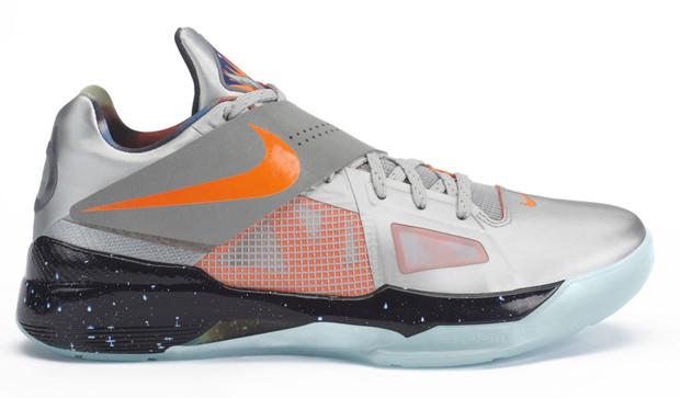 "Nike Zoom KD IV ""Galaxy"" | Nice Kicks"