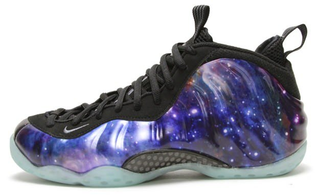 "Nike Air Foamposite One ""Galaxy"""