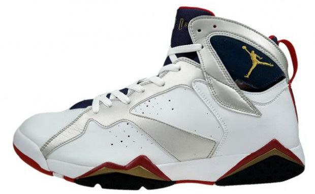 Air Jordan 7 Olympic Release Date