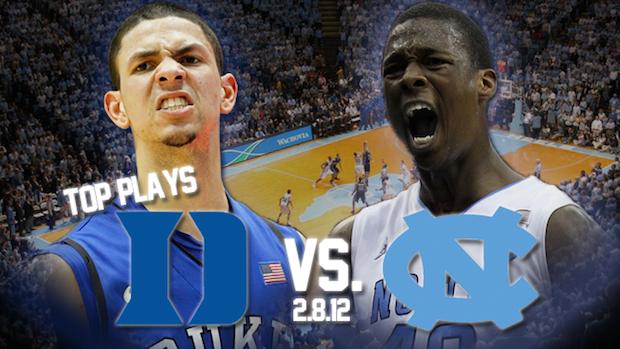 Duke vs. UNC February 2012 Recap