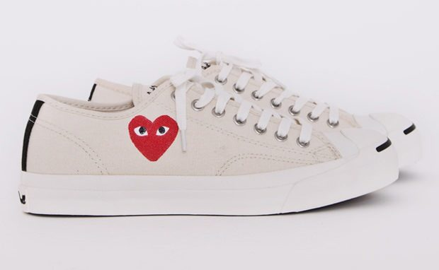 Converse Jack Purcell x CDG MINT
