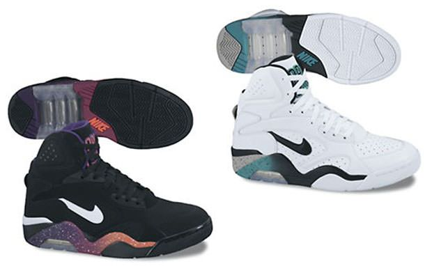 Nike Air Force 180 High to Return in 2012