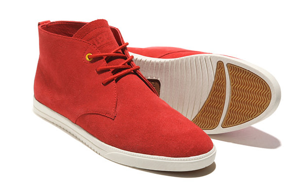 CLAE Strayhorn Ruby Red