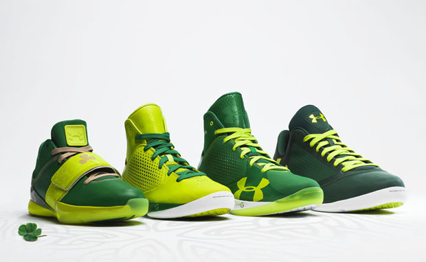 Under Armour St Patricks Day