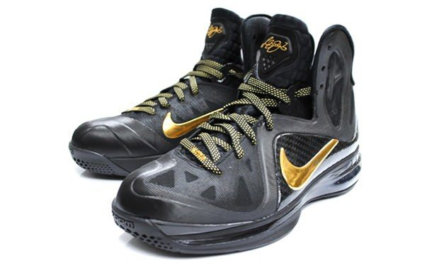 Nike LeBron 9 P.S. Elite Black